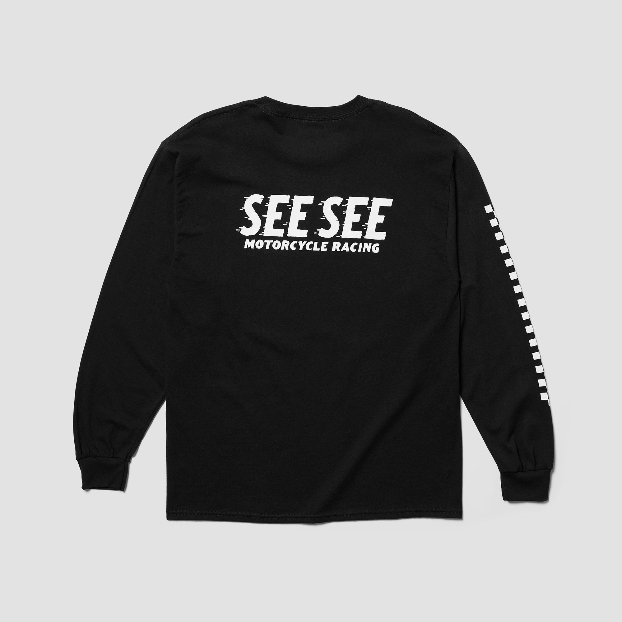 Go Faster Long Sleeve - Black