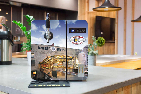 LIMITED: SYNEK Dispenser + Lakefront Brewery Custom Skyn