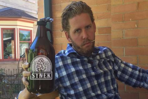 Limited Edition SYNEK Growler