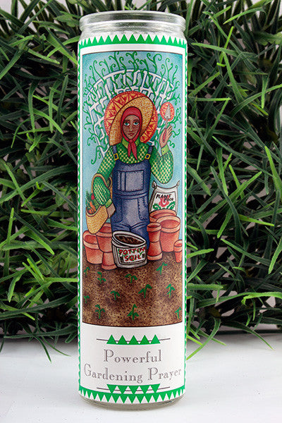 Everyday Icons - Powerful Gardening Prayer