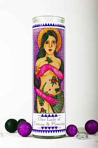 Everyday Icons - Our Lady of Tattoos & Piercings