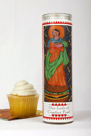 Everyday Icons - Our Lady of Comfort Food