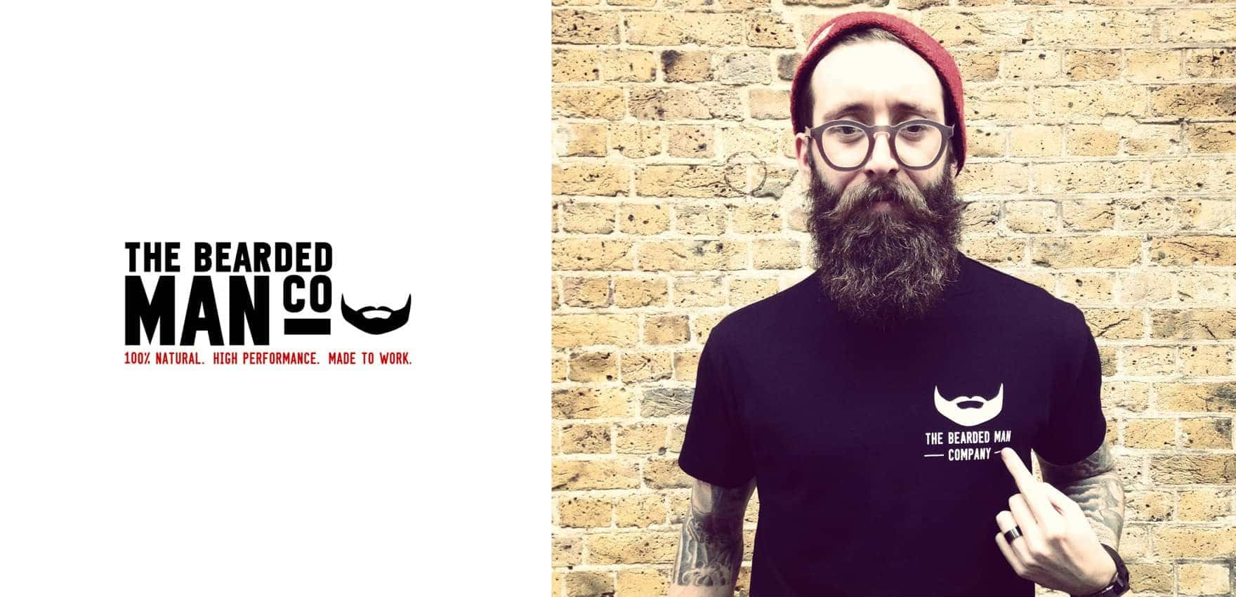 Meet the Maker - The Bearded Man Co