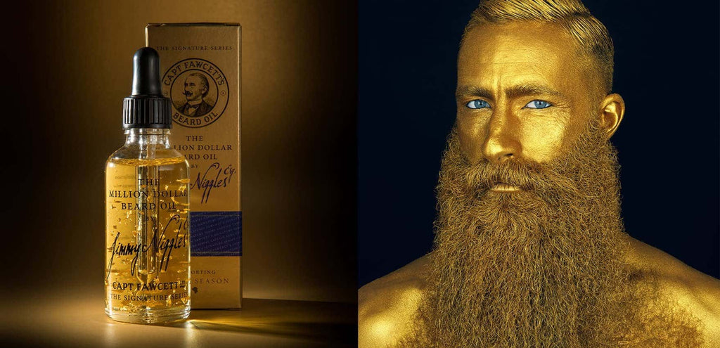 The Million Dollar Beard Oil by Jimmy Niggles