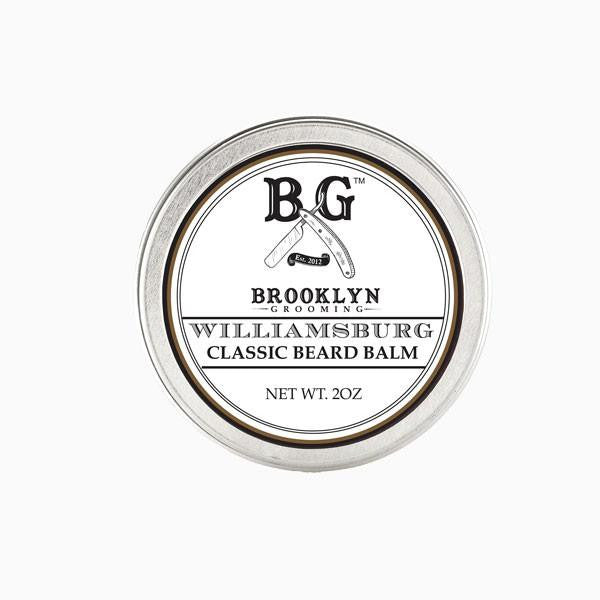 Beard Balm - Williamsburg Beard Balm