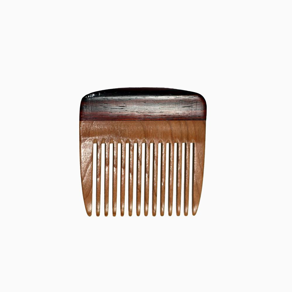 Beard Comb - Beard Comb With Cherry & Cocobolo