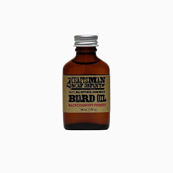 Beard Oil - Back Country Forest Beard Oil