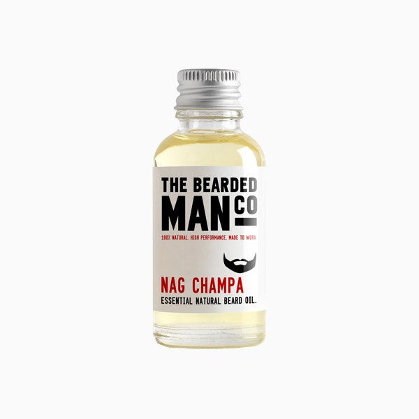 Beard Oil - Nag Champa Beard Oil
