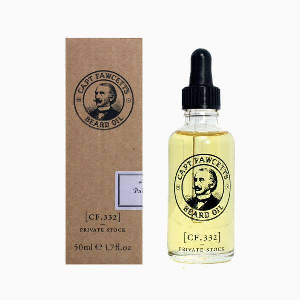 Beard Oil - Private Stock Beard Oil