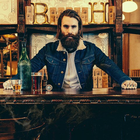 Beard Oil - Ricki Hall's Booze & Baccy Beard Oil