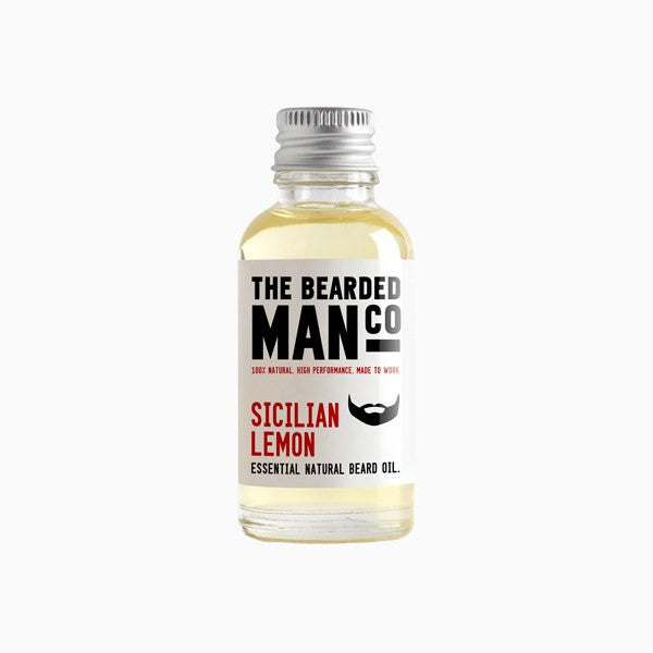 Beard Oil - Sicilian Lemon Beard Oil