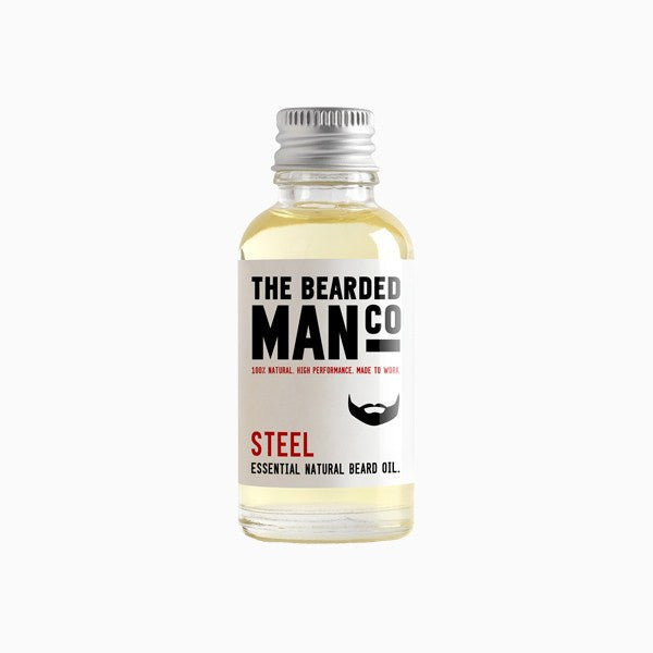 Beard Oil - Steel Beard Oil