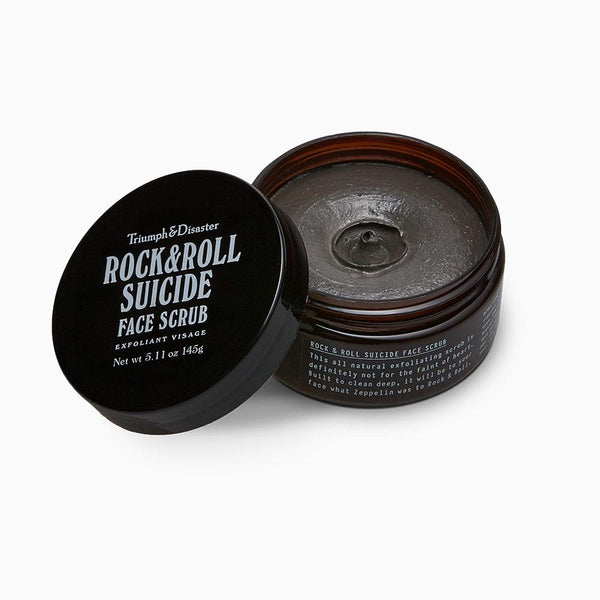 Face Scrub - Rock And Roll Face Scrub