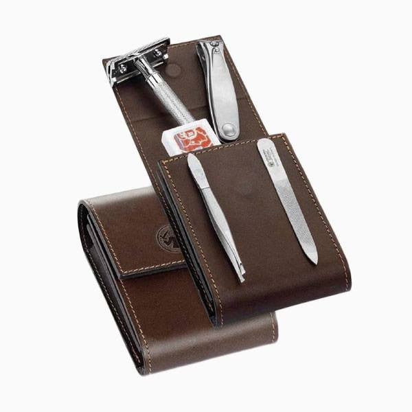Grooming Kit - Dovo Deluxe 5-Piece Shaving & Grooming Set
