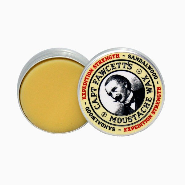Moustache Wax - Expedition Strength Moustache Wax