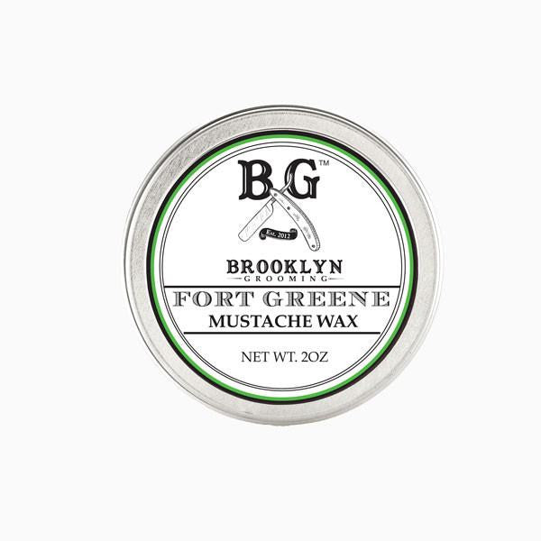Moustache Wax - Fort Greene Moustache Wax