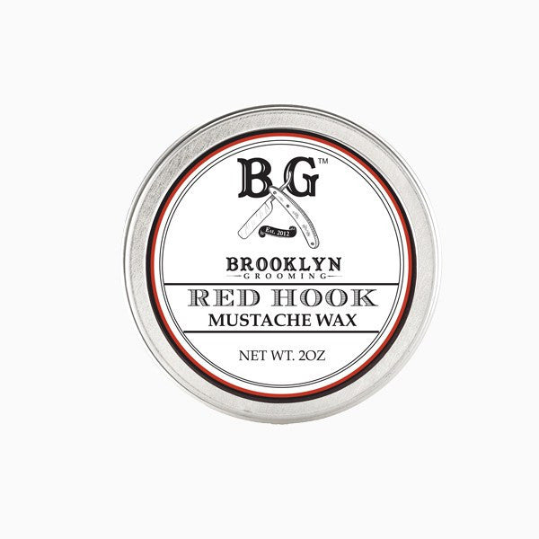 Moustache Wax - Red Hook Moustache Wax