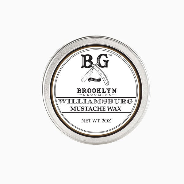 Moustache Wax - Williamsburg Moustache Wax
