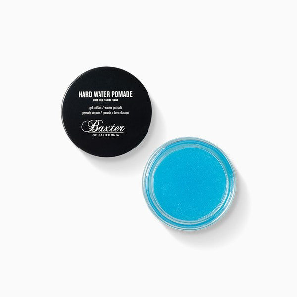 Pomade - Hard Water Hair Pomade