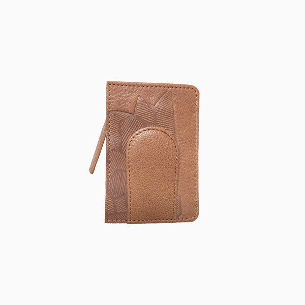 Wallet - Grafisk Leather Card Holder