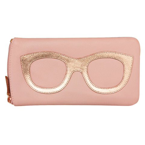 Eye Glass Case Blush / Rosé