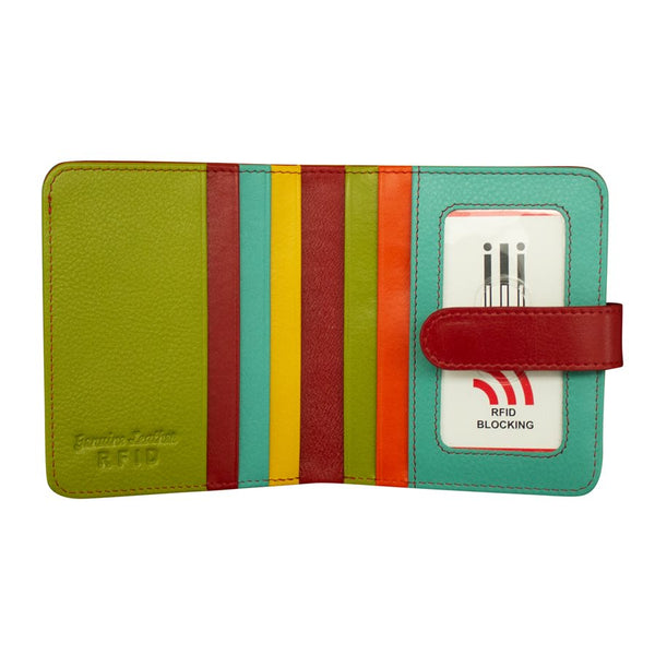 Small Wallet Citrus