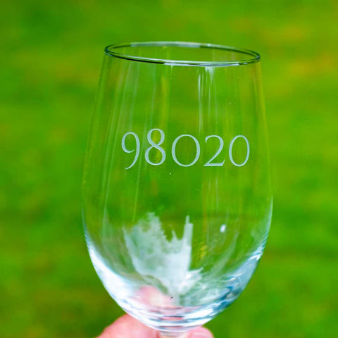 98020 Stemmed 18oz Wine Glass