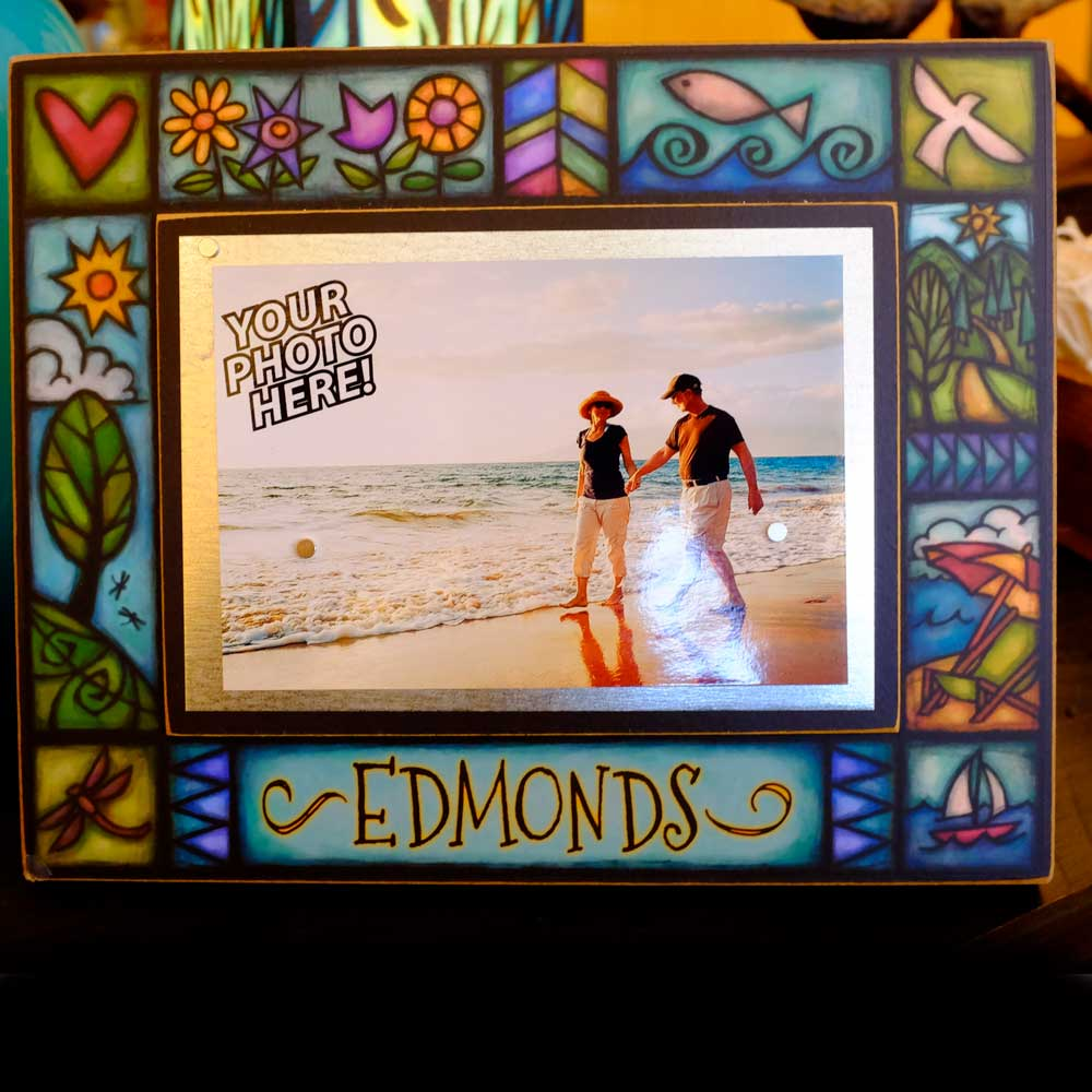 Edmonds Picture Frame