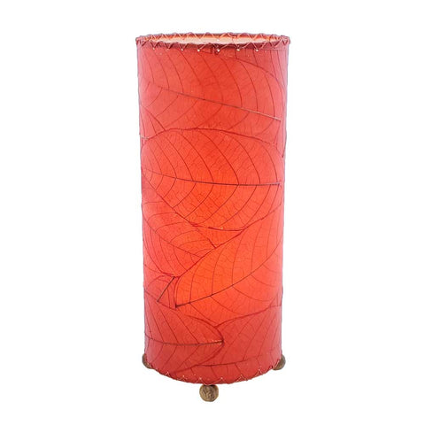 Cocoa Leaf Table Lamp