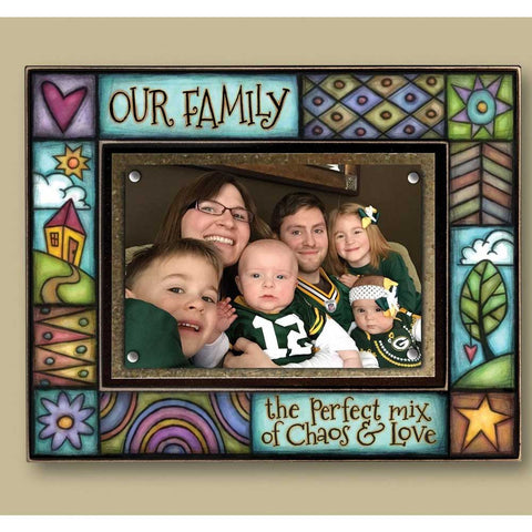 Our Family Picture Frame