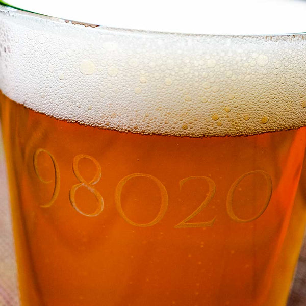 98020 16 oz Pint Glass