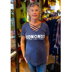 Edmonds Love This Town Tee