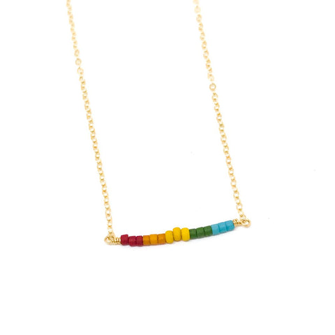 Pride-Protection Necklace