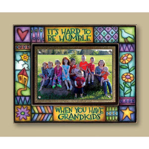 Grandkids Picture Frame