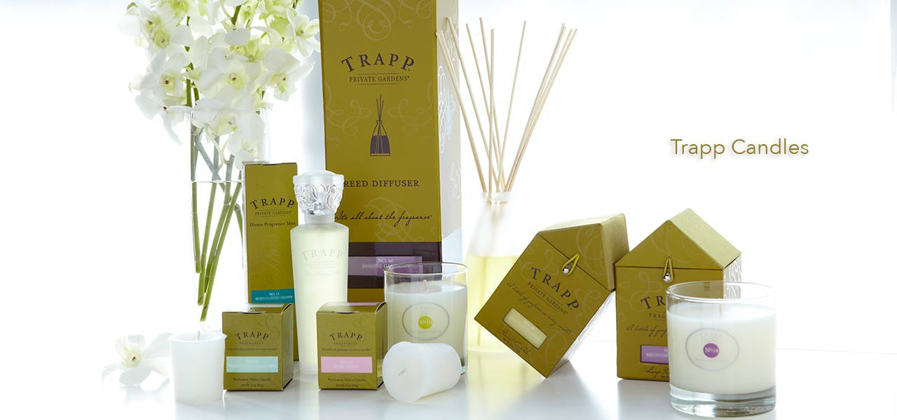 Trapp Candles assortment image