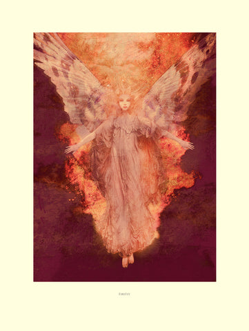 Firefly, Museum Quality Print, Essence: Autumn