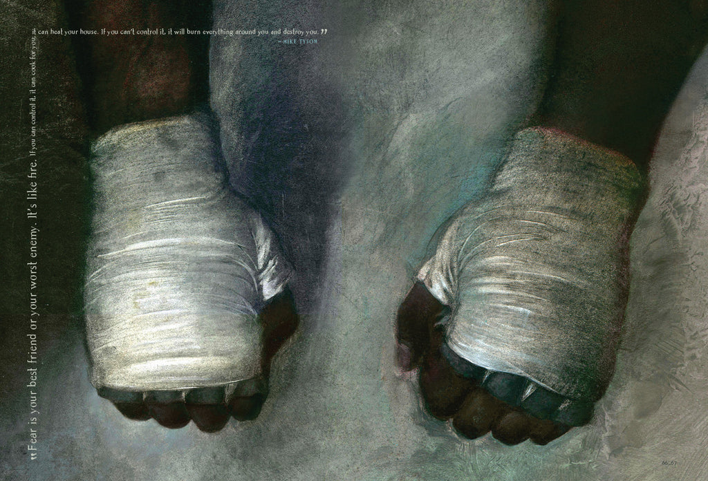 1988, Mike Tyson's Fists