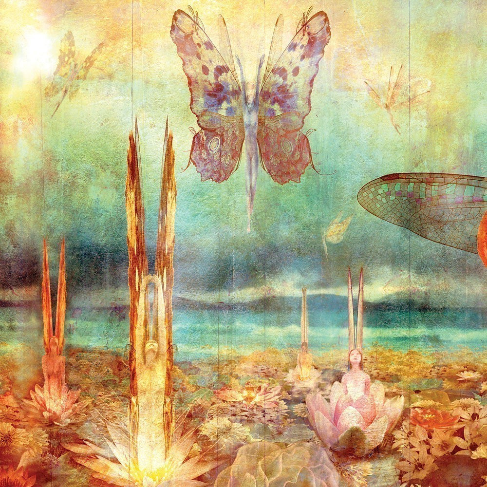 Lotus Faeries Limited Edition Poster
