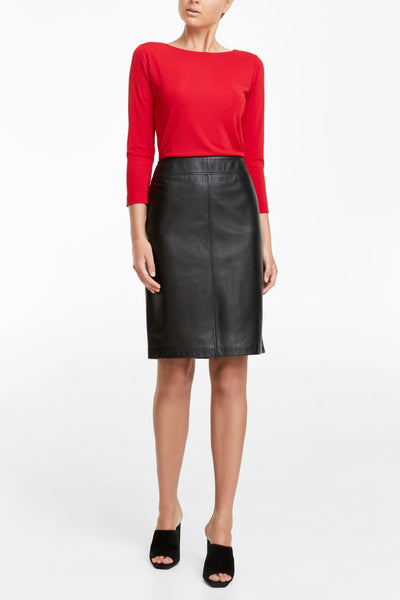 Eleanor Skirt - Black