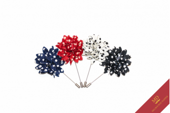 Dotted Lapel Pin