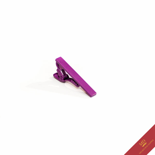 Coloured Tie Clip