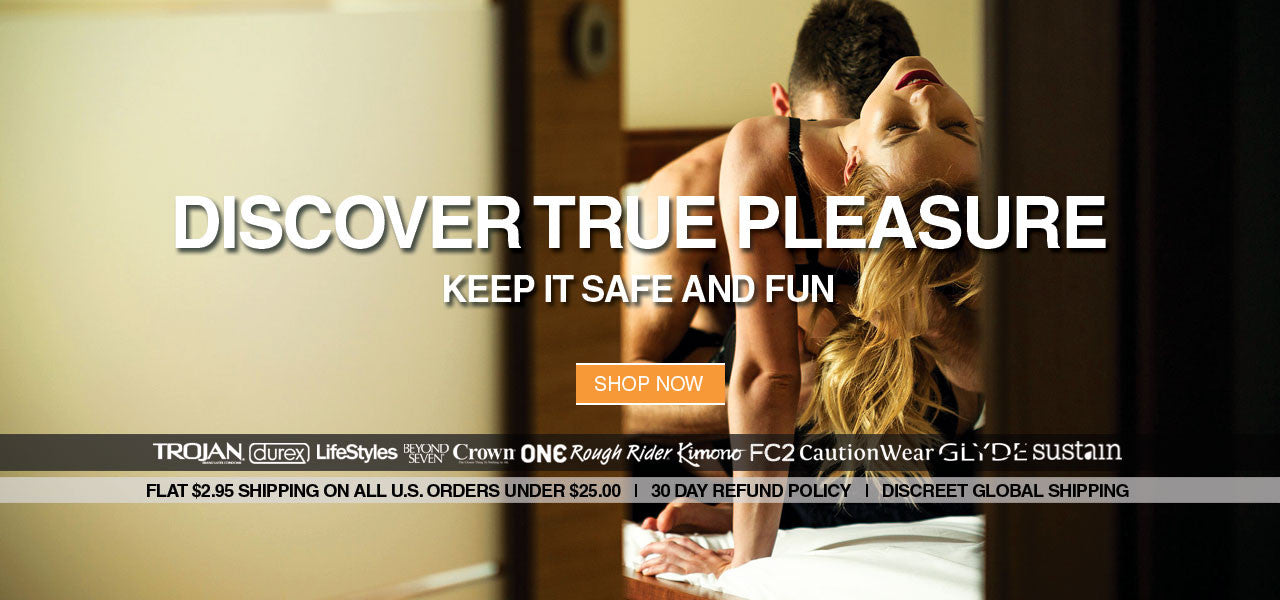 Discover True Pleasure - Keep It Safe And Fun