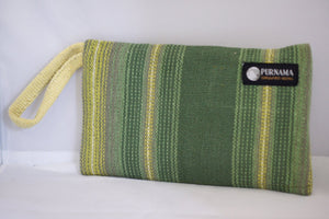Wristlet Purse - Olea Stripe