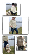 Sailing Sweater Kit  - Summer Nights Ballpark Lights