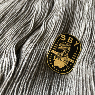 SBY Hard Enamel Pin