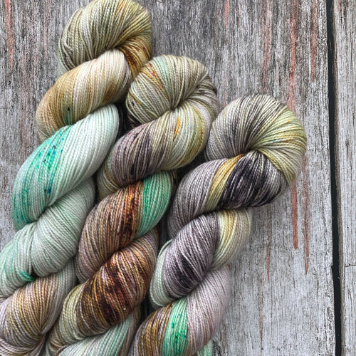 shirley brian yarn scuttle sock - arusha