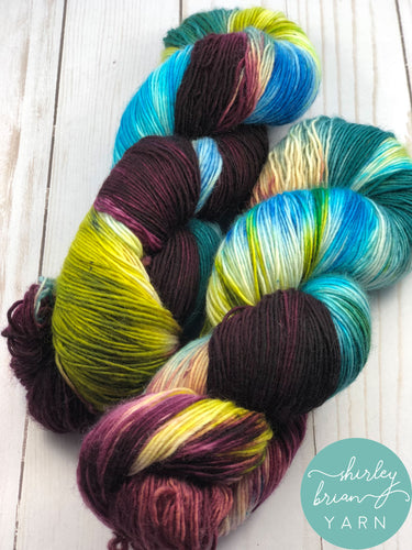 Shirley Brian Yarn Merino Single Sock