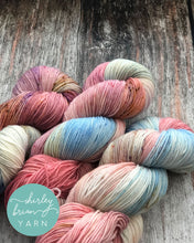 shirley brian yarn Sailor Sock - Gewurzt-tra-what-a-miner?!