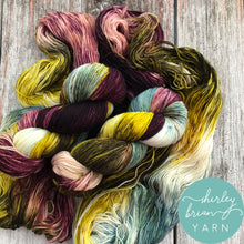 shirley brian yarn Sailor Sock - Ilvermorny