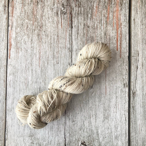 Tumnus Tweed BFL - Natural